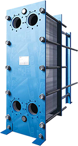 Plate & Frame Heat Exchanger