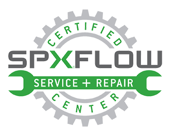 Certified SPXFlow Service and Repair Center